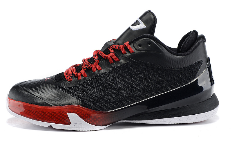 New Arrival Nike Jodan CP3 8 Black Red Shoes
