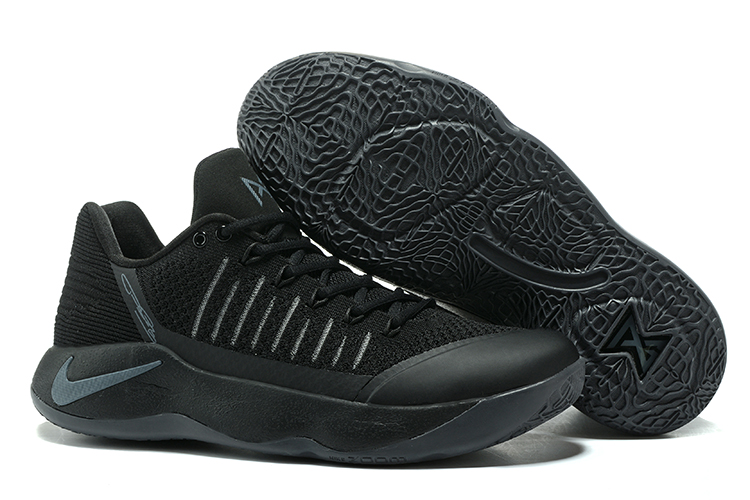 New Paul George 2 Black Grey Shoes On Sale