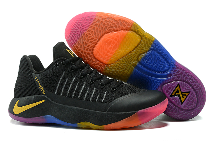 Paul George 2 Rainbow Gloden Shoes On Sale