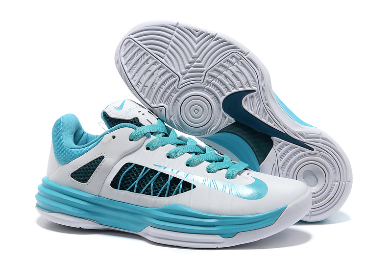 Olympic Lebron James Low Silver Blue For Women