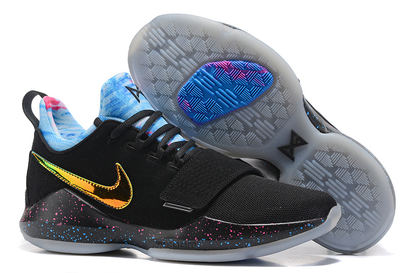 Paul George 1 Supreme Shoes