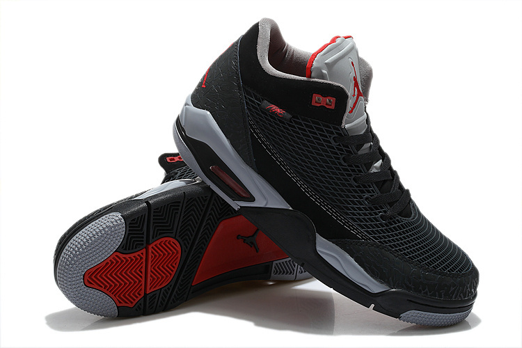 New Arrival Air Jordan Flight Club 80S Blue Red Shoes