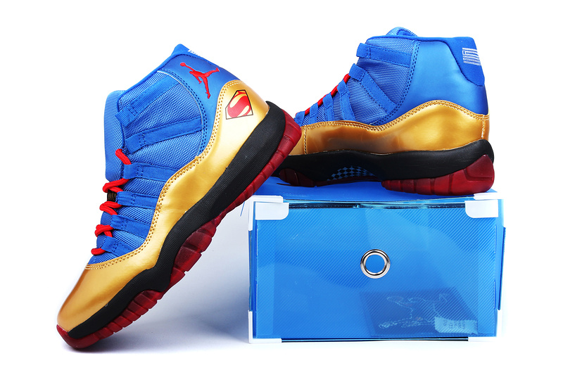 Air Jordan Retro 11 Superman