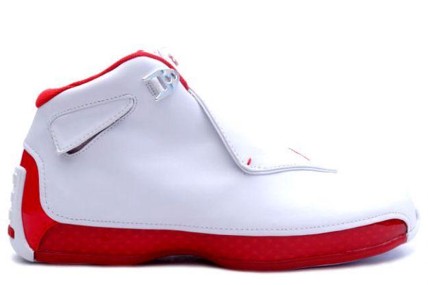 Real Air Jordan 18