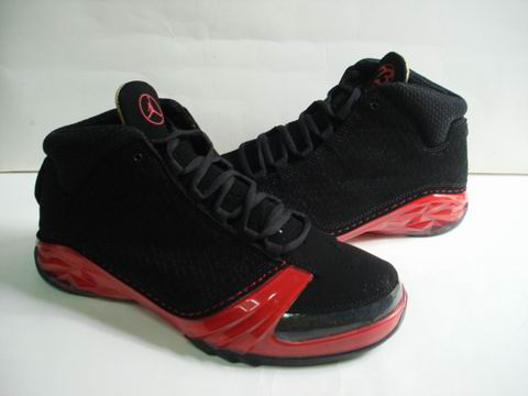Air Jordan XXIII Black Red