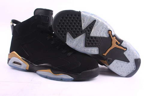 discount air jordan VI retro white black gold infared