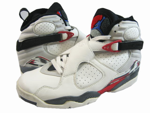 Cheap And Comfortable Air Jordan VIII white black true red